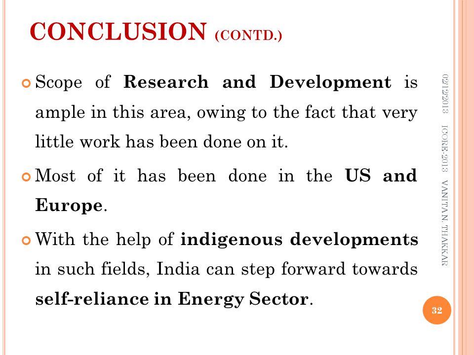 CONCLUSION (CONTD.) 02/12/2013.
