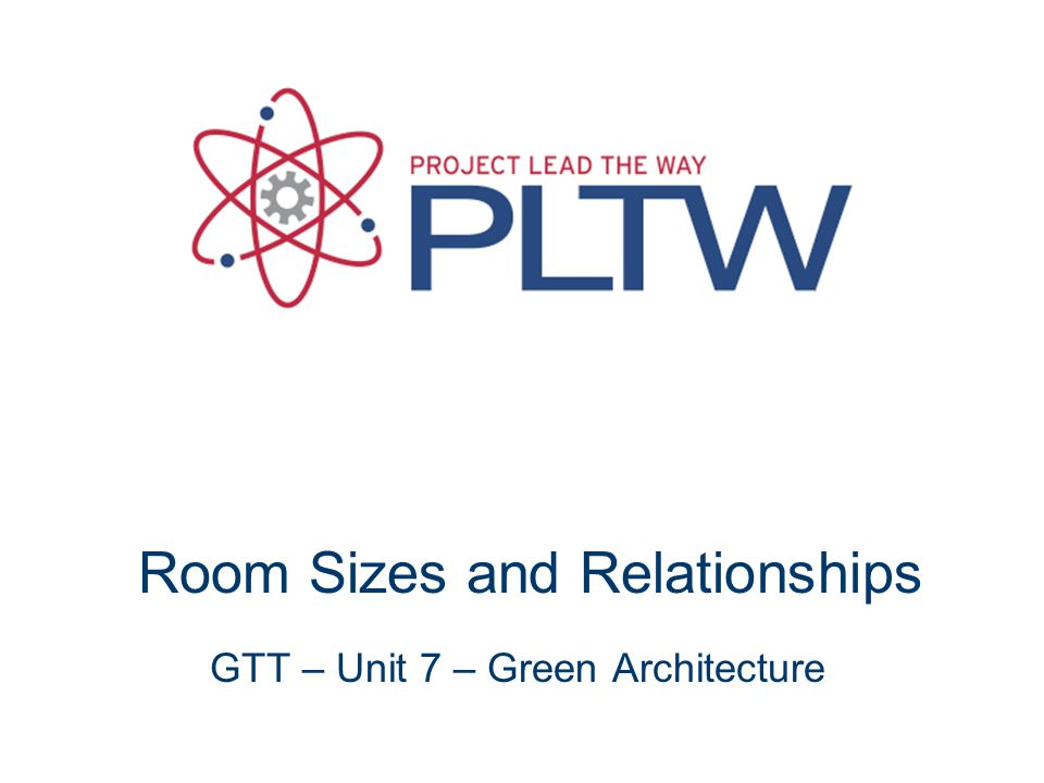 Room Sizes and Relationships