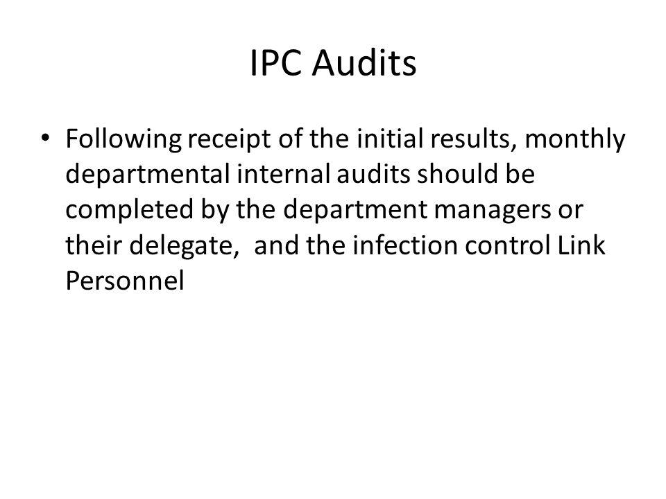 IPC Audits