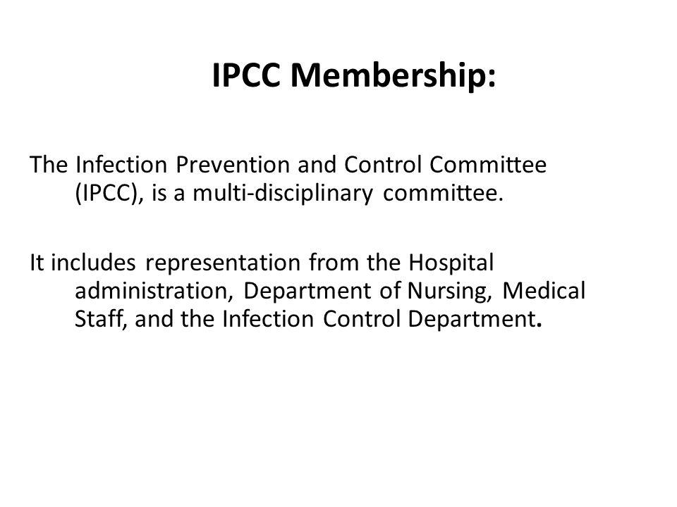 IPCC Membership: