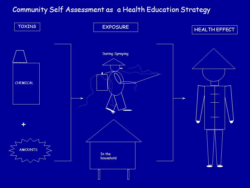 Community Self Assessment as a Health Education Strategy