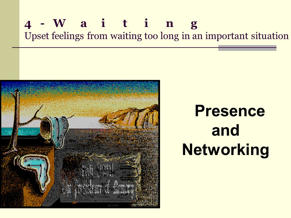 Presence and Networking