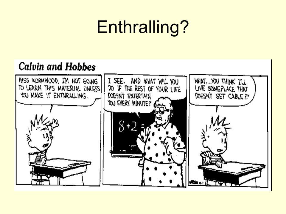 Enthralling