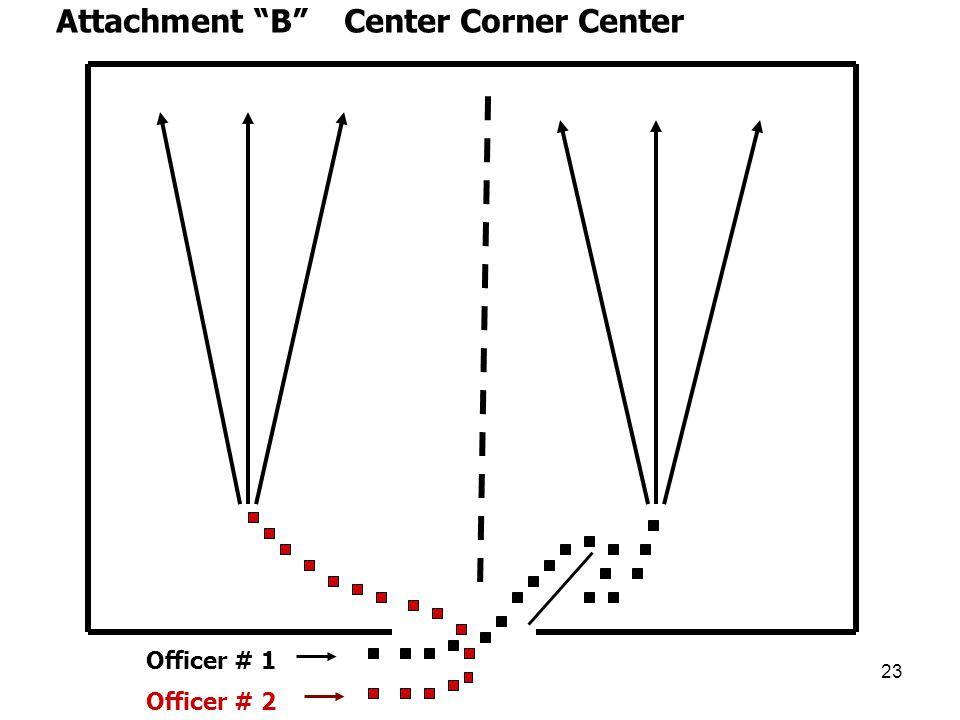 Attachment B Center Corner Center