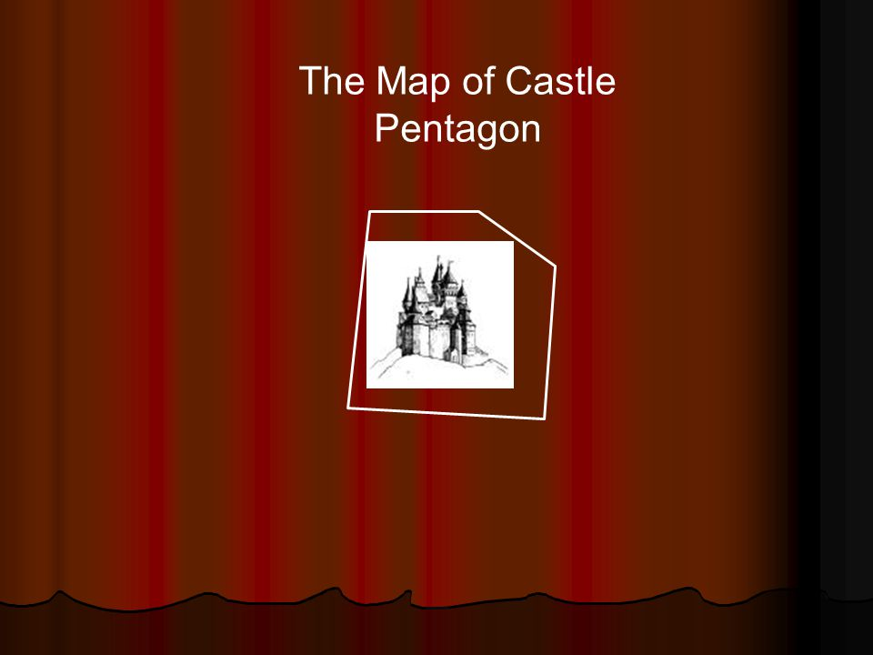 The Map of Castle Pentagon
