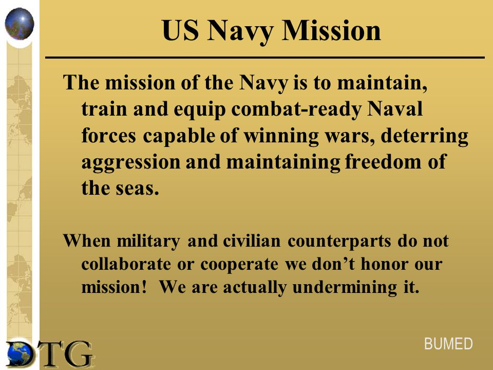 US Navy Mission