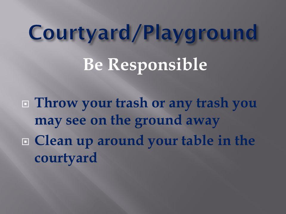 Courtyard/Playground