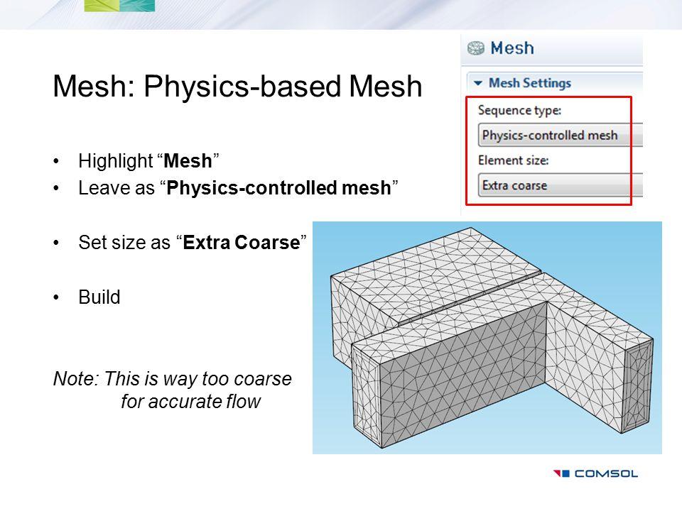 Mesh: Physics-based Mesh