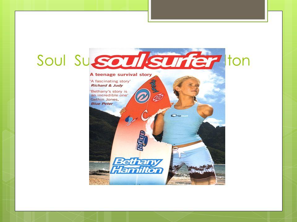 Soul Surfer- Bethany Hamilton