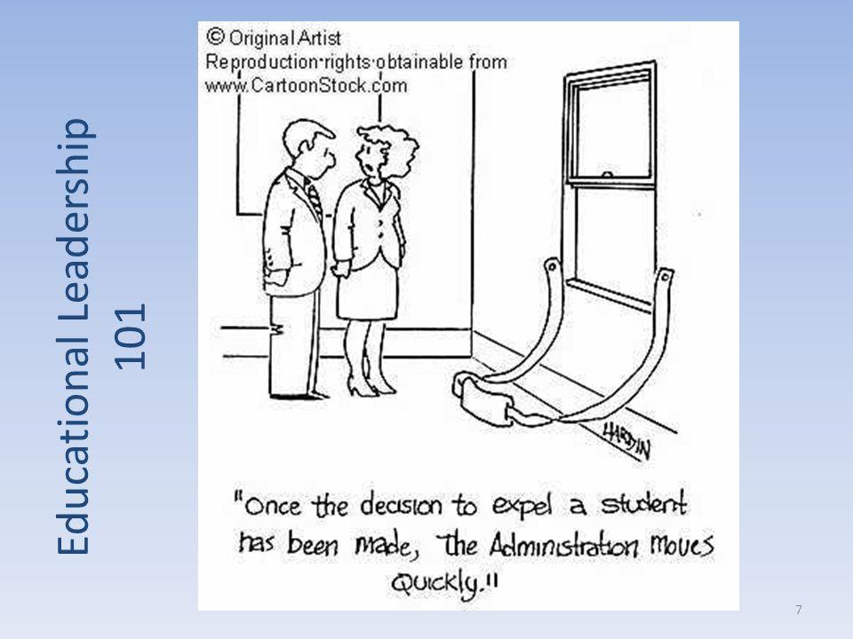 Educational Leadership 101