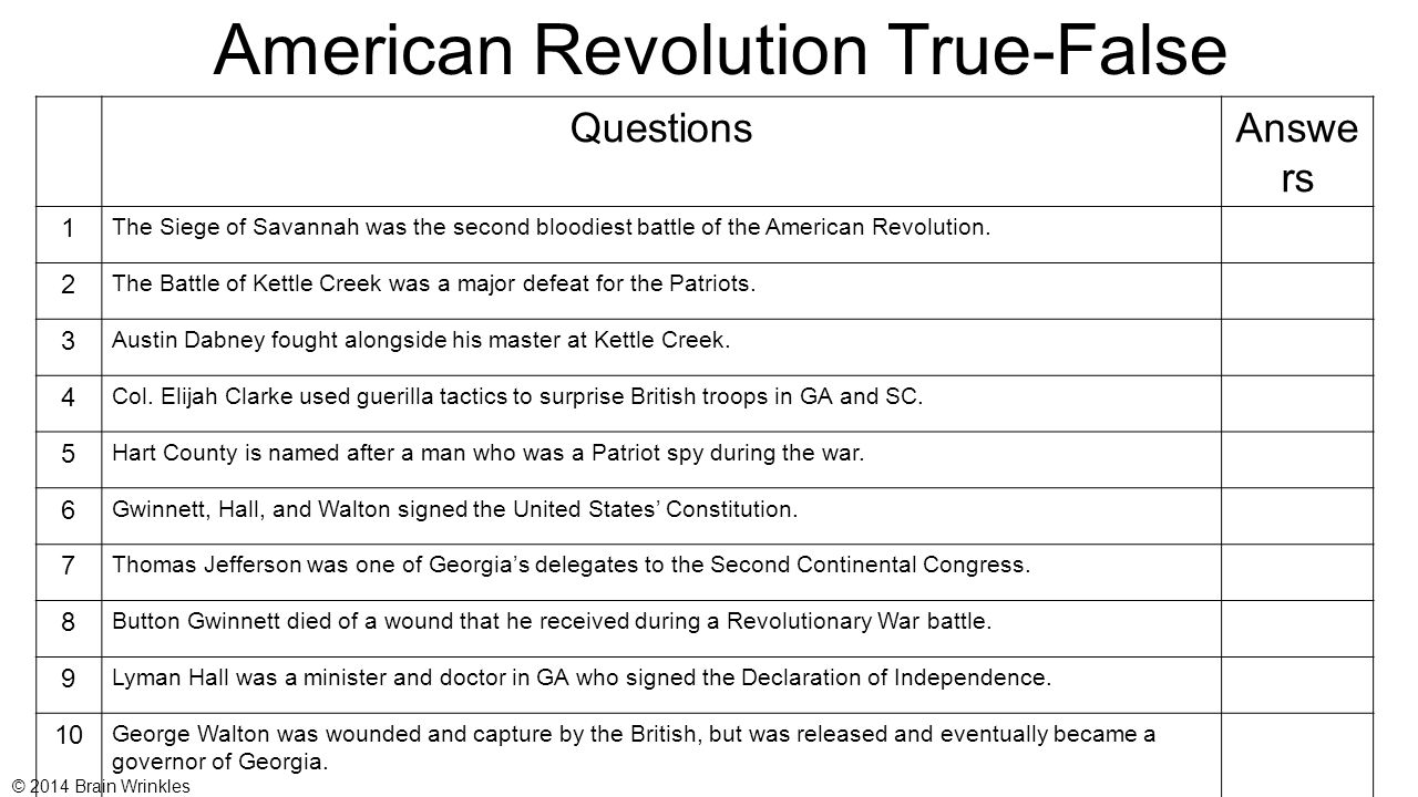 Worksheets American Revolution Worksheet ss8h3b georgias history the revolutionary war 2014 brain 57 american revolution