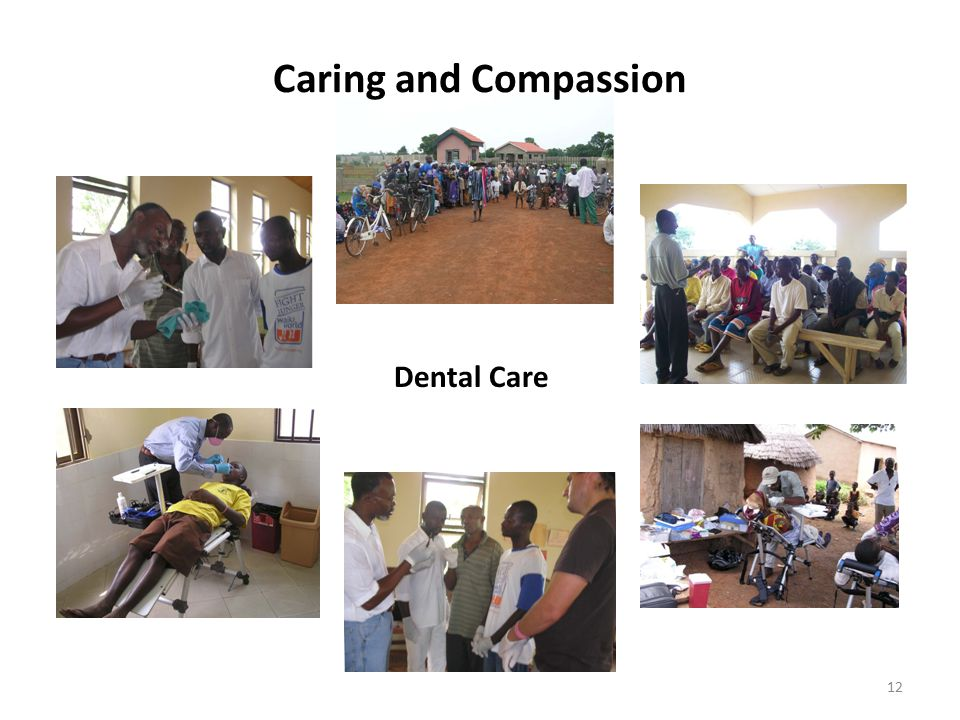 Caring and Compassion Dental Care