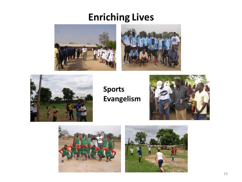 Enriching Lives Sports Evangelism