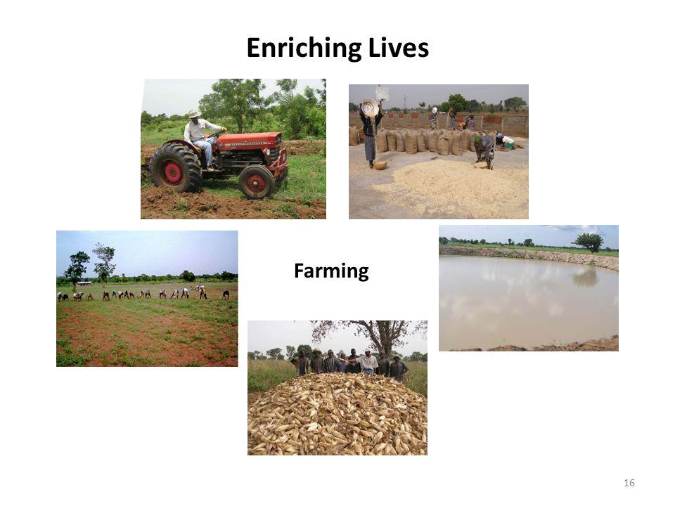 Enriching Lives Farming