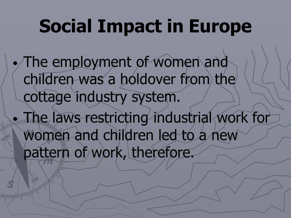 Social Impact in Europe