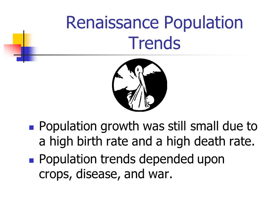Renaissance Population Trends