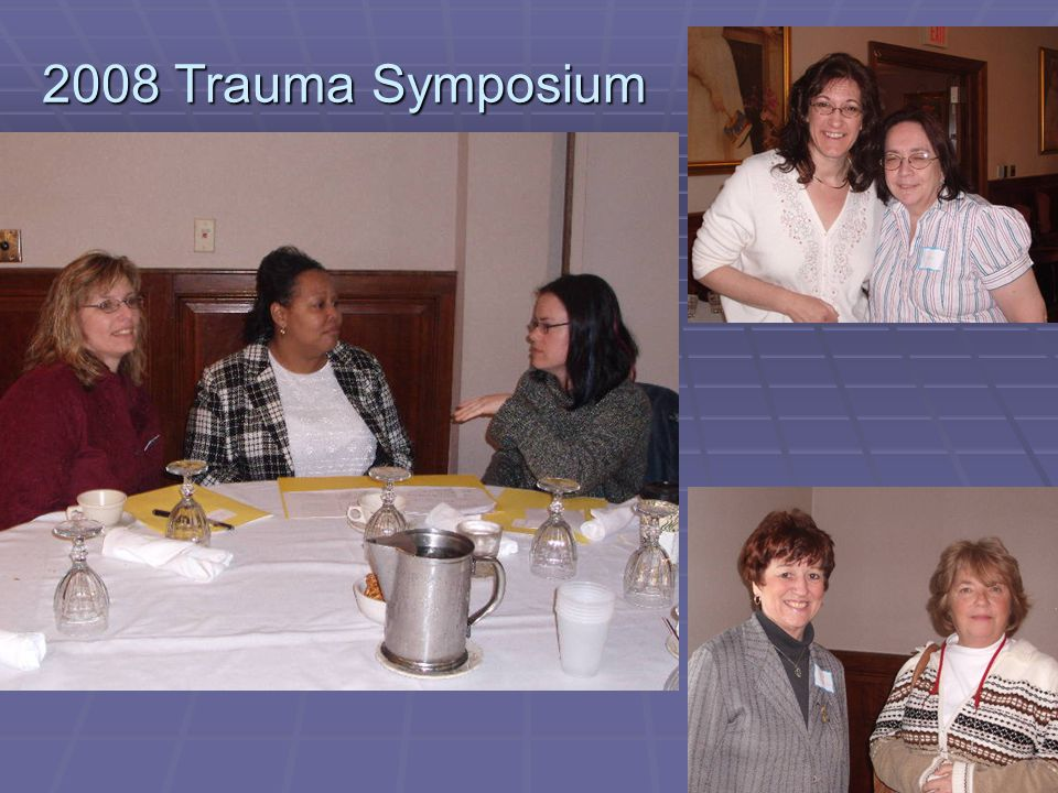 2008 Trauma Symposium