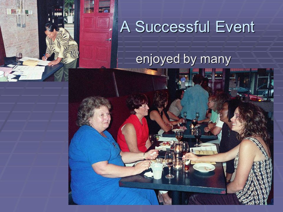 A Successful Event enjoyed by many