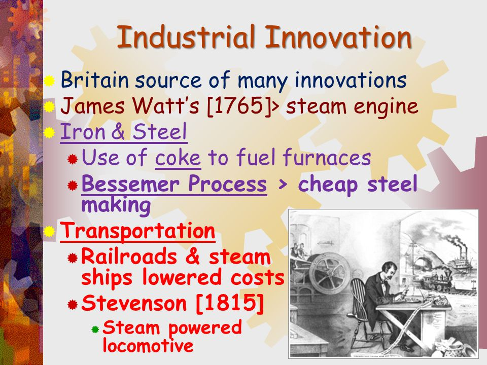 Industrial Innovation