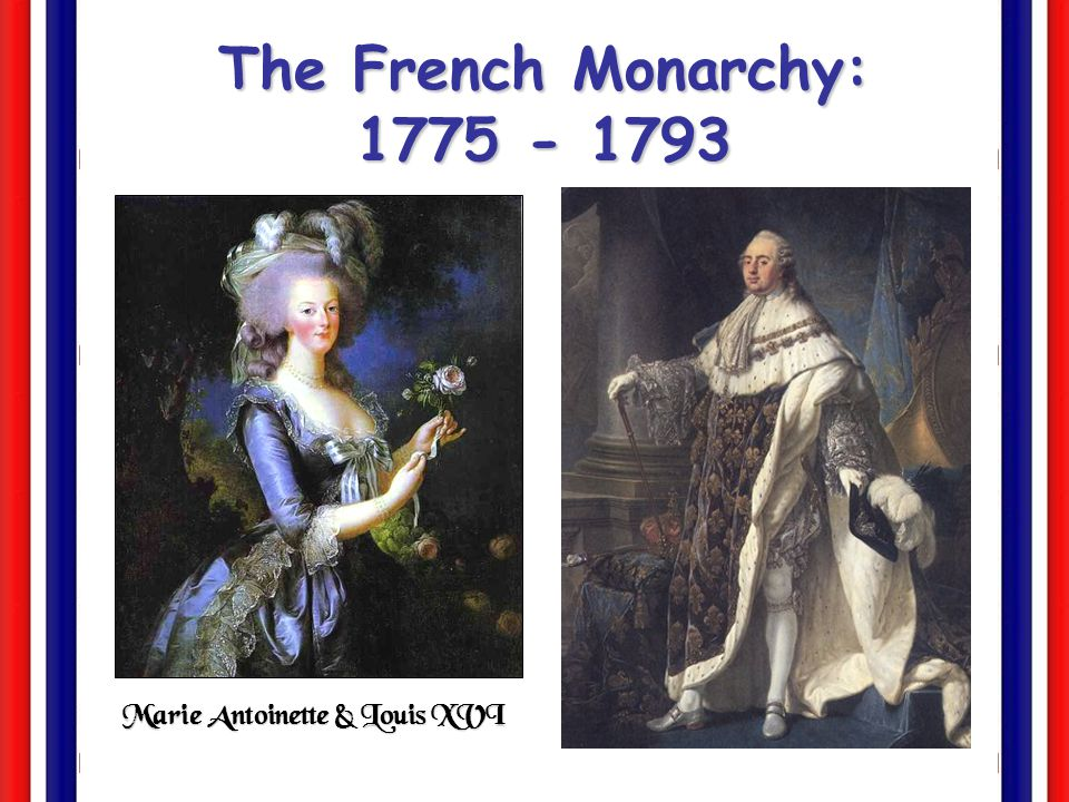 marie antoinette and the french revolution Life of the week: marie antoinette from the extravagant excesses of her royal court at versailles to her downfall during the french revolution and eventual execution at the guillotine, marie antoinette continues to fascinate.
