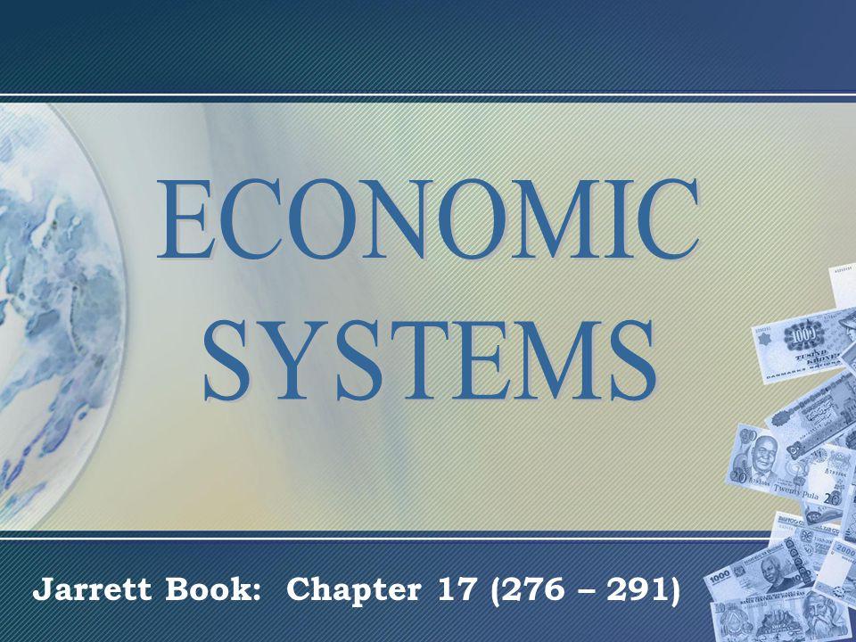Jarrett Book: Chapter 17 (276 – 291)