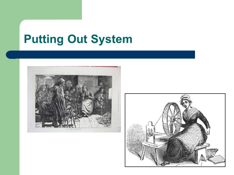 Putting Out System