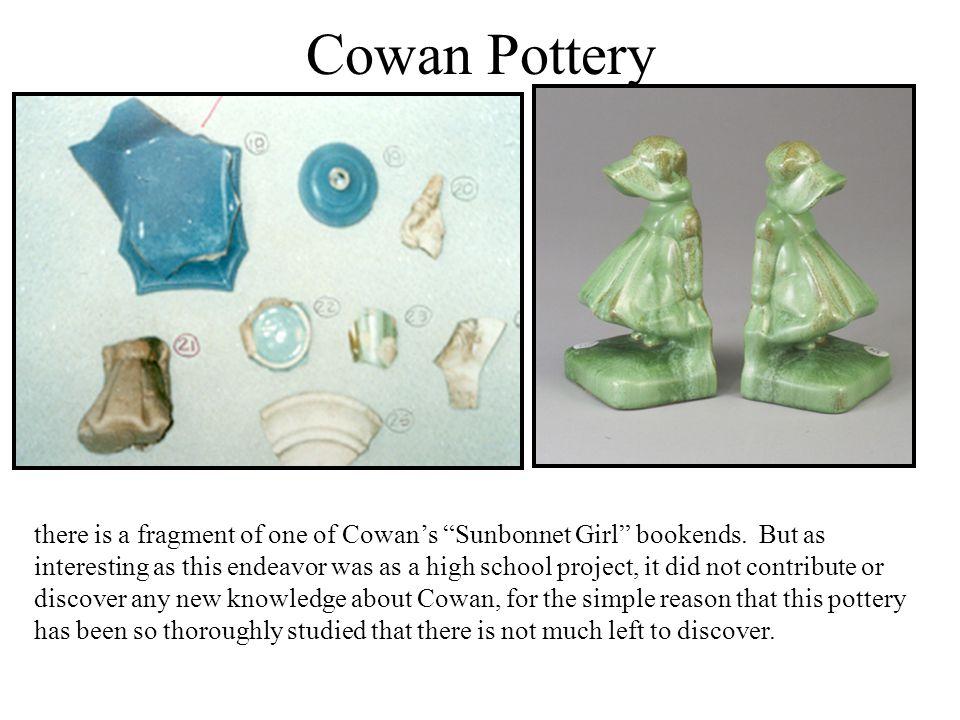 Cowan Pottery
