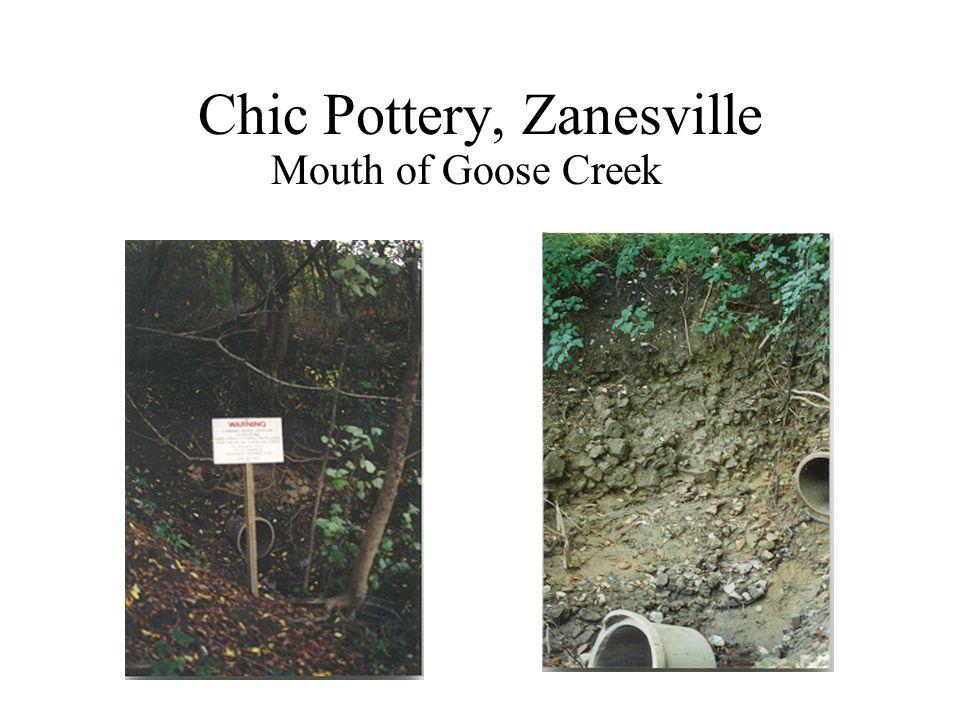 Chic Pottery, Zanesville