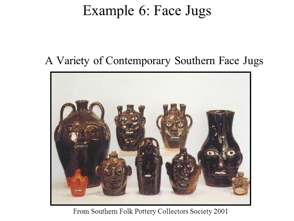 From Southern Folk Pottery Collectors Society 2001