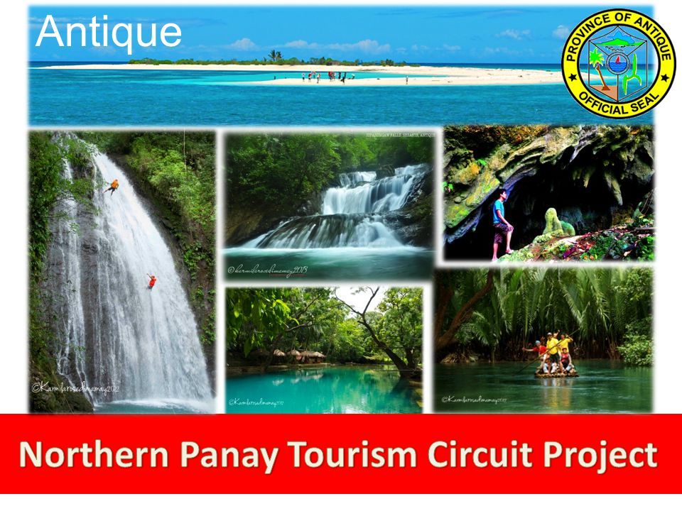 Northern Panay Tourism Circuit Project