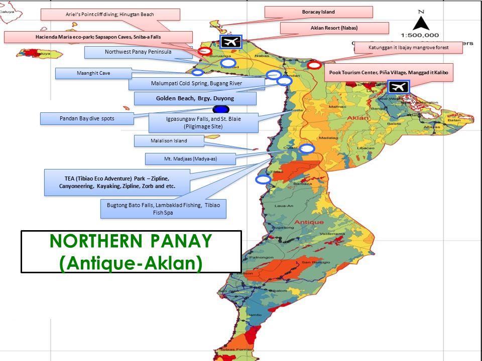 NORTHERN PANAY (Antique-Aklan)