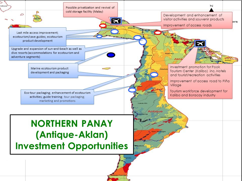 (Antique-Aklan) Investment Opportunities
