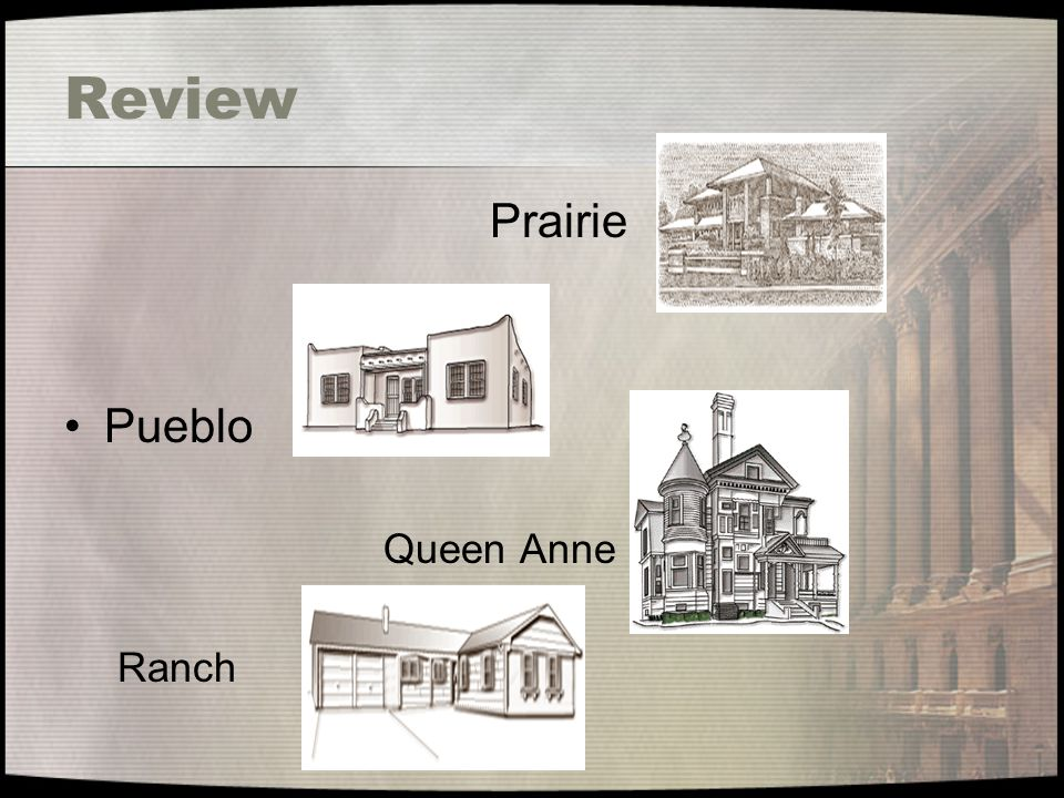 Review Prairie Pueblo Queen Anne Ranch