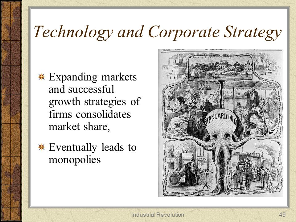 Technology and Corporate Strategy