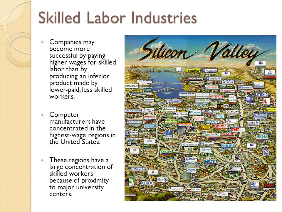 Skilled Labor Industries