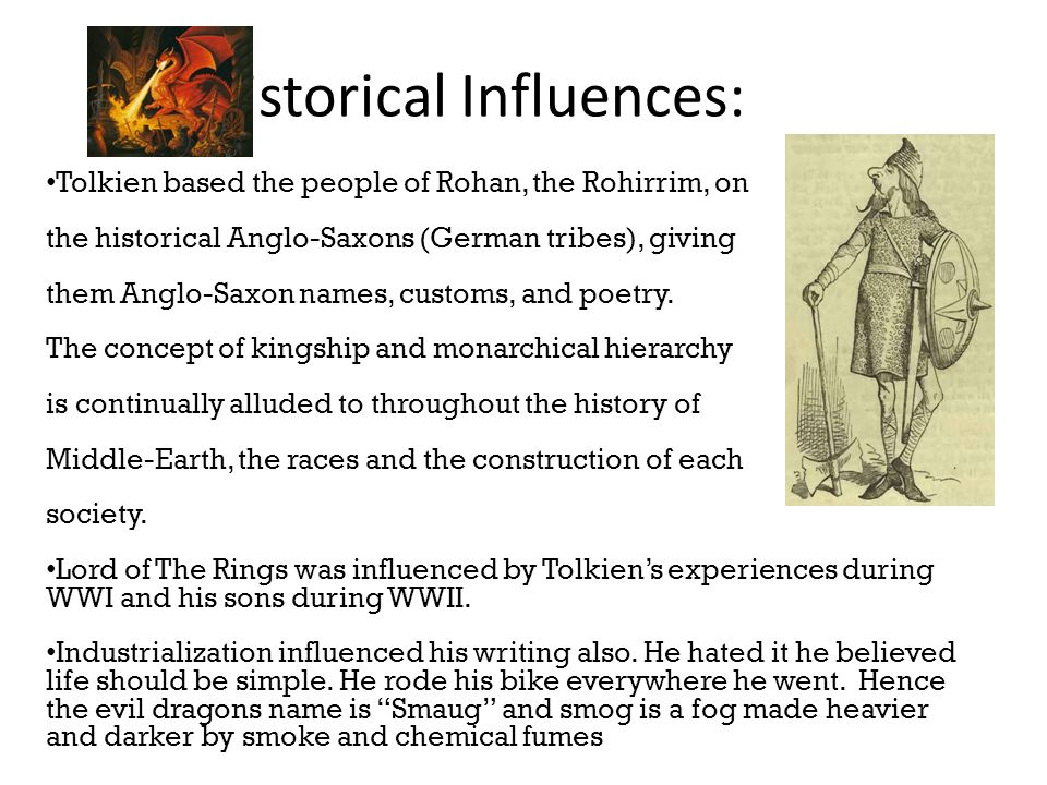 Historical Influences: