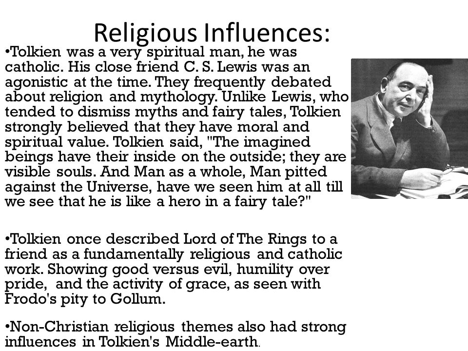 Religious Influences: