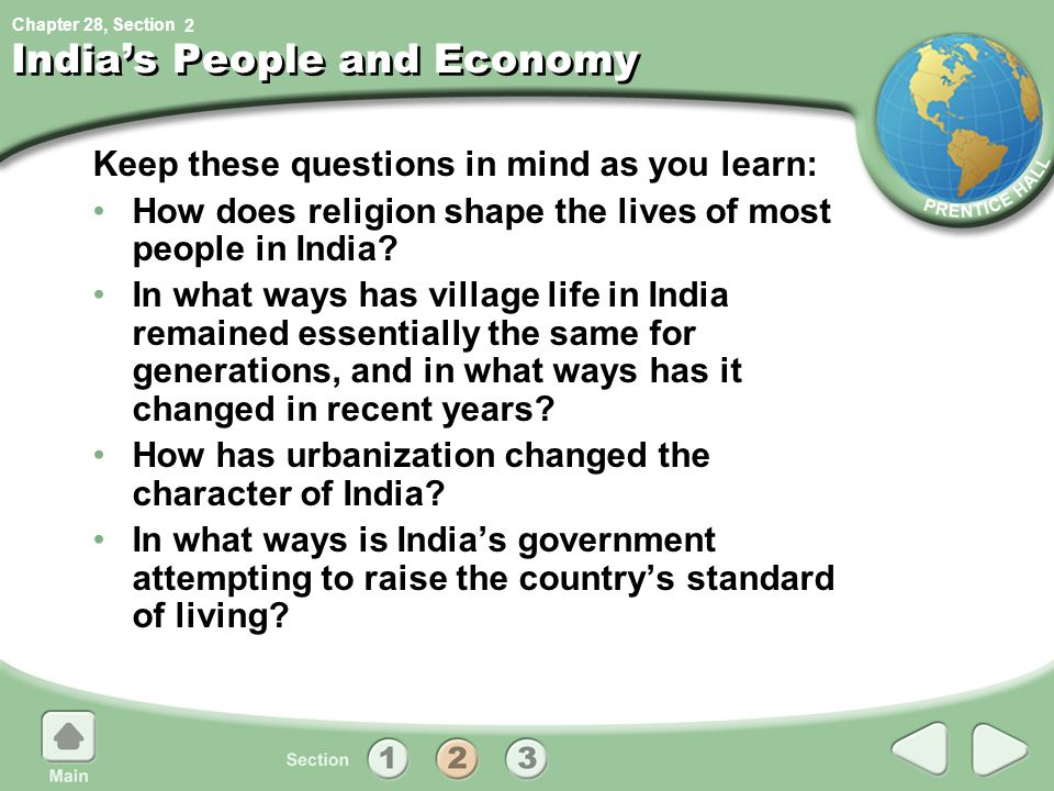 India's People and Economy