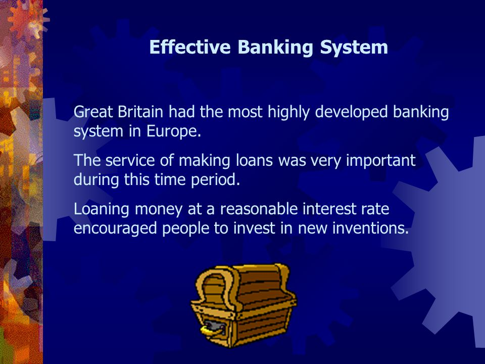 Effective Banking System