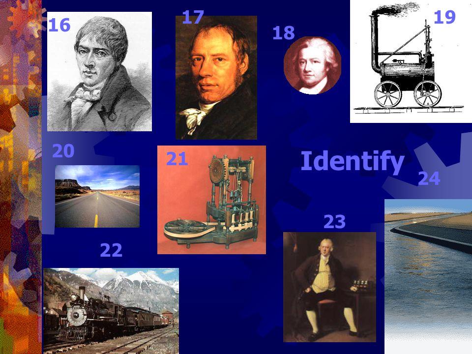 17 19 16 18 20 21 Identify 24 23 22