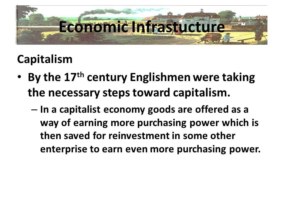 Economic Infrastucture