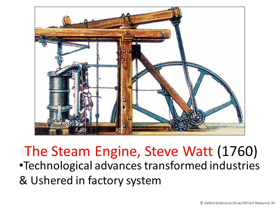 The Steam Engine, Steve Watt (1760)