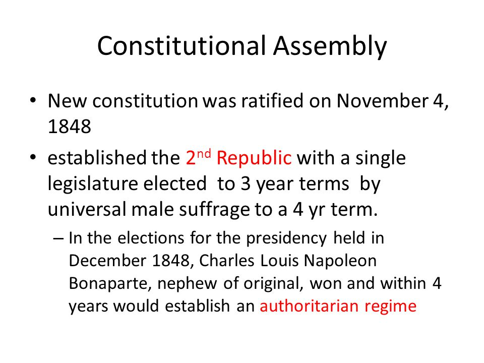 Constitutional Assembly