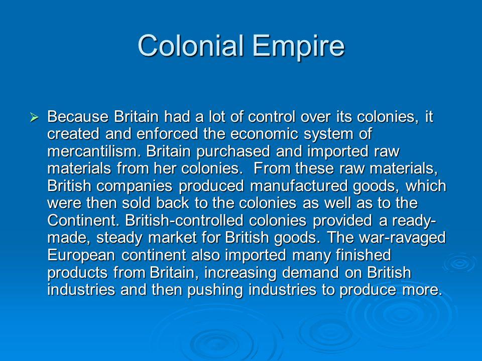 Colonial Empire
