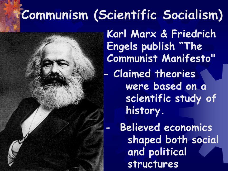 Communism (Scientific Socialism)