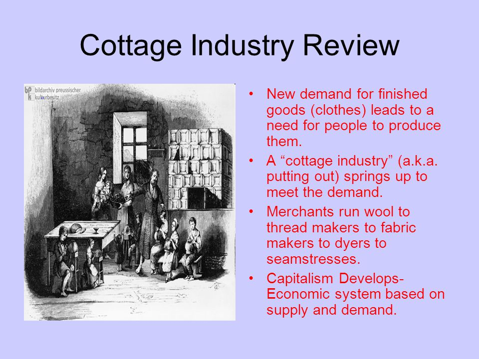 Cottage Industry Review