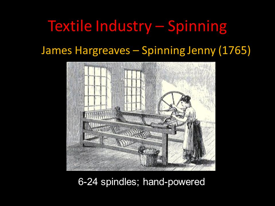 Textile Industry – Spinning