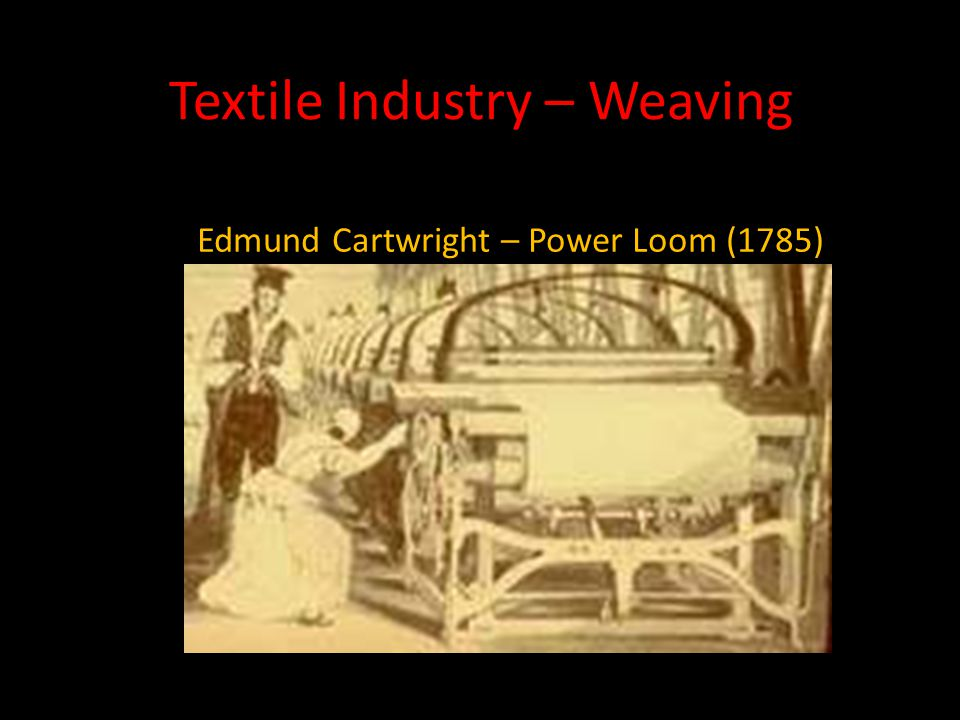 Textile Industry – Weaving