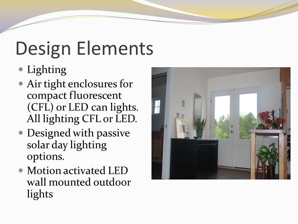 Design Elements Lighting