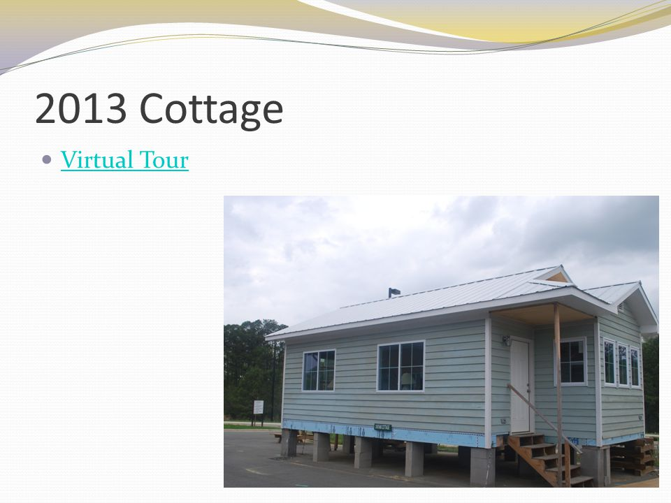 2013 Cottage Virtual Tour
